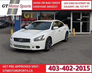 2013 Nissan Maxima 3.5 SV   $0 DOWN - EVERYONE APPROVED!