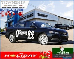 2017 Chevrolet Impala LS - 0% Financing For up to 84 Months!