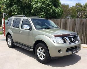 2011 Nissan Pathfinder R51 MY10 ST-L Gold 6 Speed Manual Wagon Pialba Fraser Coast Preview