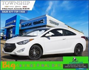2013 Hyundai Elantra Coupe - Sunroof - Loaded!!