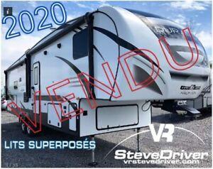2020 KZ-RV Durango HT D286BHD