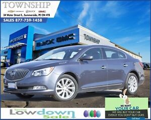 2014 Buick LaCrosse - V6 Engine - 1 Owner - Cloth Interior