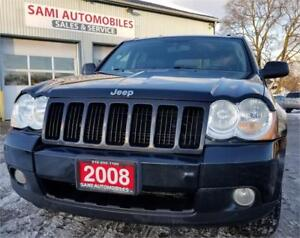 2008 Jeep Grand Cherokee Laredo DIESEL* LEATHER