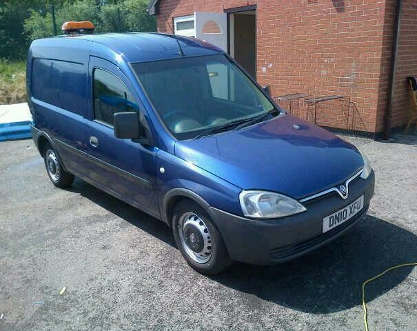 Vauxhall Combo Van For Sale In Halfway South Yorkshire