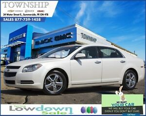 2012 Chevrolet Malibu LT - $7/Day! - Heated Seats - Automatic -