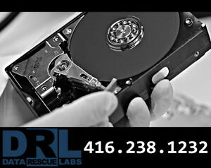Hard Drive Data Recovery – FREE EVALUATION  - NO DATA- NO CHARGE