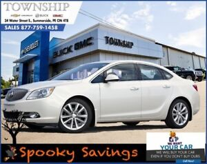 2014 Buick Verano - Leather Package - 1 Owner
