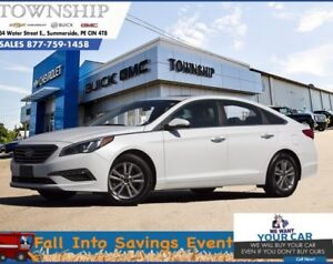 2017 Hyundai Sonata - GLS - Sunroof - Loaded! - $11/Day!