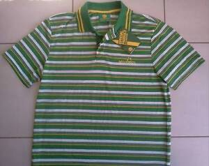 New Soccer Australia Socceroos Polo Shirt Mens Size XL Clayfield Brisbane North East Preview