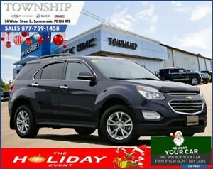 2017 Chevrolet Equinox LT - 1 Owner - Front Wheel Drive