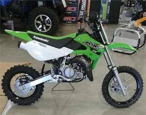 2017 Kawasaki KX 65 **CRAZY DEAL**