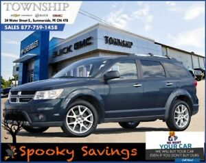2014 Dodge Journey - SXT - Automatic - Cloth - Loaded!