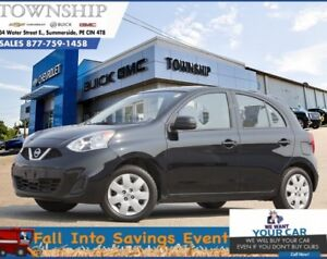 2016 Nissan Micra - Automatic - Air Conditioning - $7/Day!