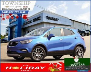 2017 Buick Encore Sport Touring - 0% Up to 84 Months!