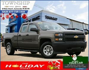 2015 Chevrolet Silverado 1500 - 4WD - Double Cab - Low KMs!