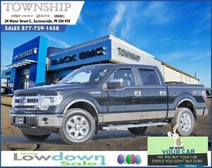 2014 Ford F-150 XLT - $16/Day - Super Crew - 5.0L V8 - 4WD
