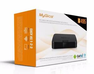 MyGica ATV 495 Quad Pro 4K Ultra HD HDMI 2.0 Android 5.1 TV Box + Wireless Keyboard KODI 1GB-2GB RAM / 8GB-16GB Memory
