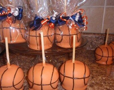 AMEL CHOCOLATE APPLE/APPLES,FAVORS (Basketball-candy)