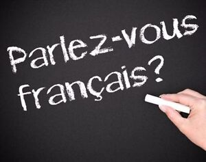 Learn French with a tutor - 20$ per hour