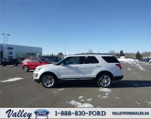 PERFECT FOR ADVENTURE & DAILY COMMUTES! 2016 Ford Explorer XLT