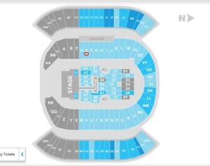 BEYONCE TICKETS (Edmonton)! - HARD COPES - FACE VALUE!