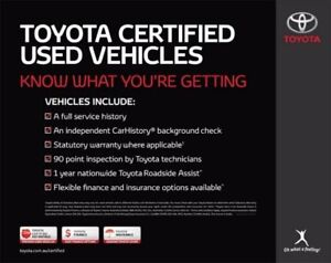 2014 Toyota Corolla Red Constant Variable Hatchback