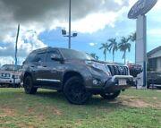 2017 Toyota Landcruiser Prado GDJ150R GXL Grey 6 Speed Sports Automatic Wagon Berrimah Darwin City Preview
