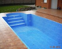 Swimming Pool Tile Installation. Best rates best choise