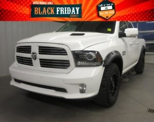 2014 Ram 1500 Sport. Text 780-205-4934 for more information!