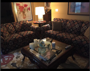 Hideabed Sofa & Loveseat