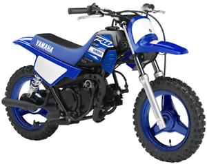 2019 YAMAHA - PW50 MOTOCROSS