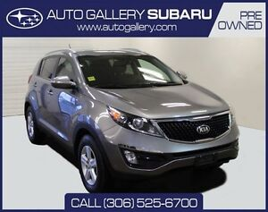 2015 Kia Sportage LX | AWD | FULLY EQUIPED | ONLY 25,626 KM'S