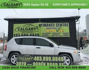 *MINT CONDITION* 2007 JEEP COMPASS SPORT! GREAT ON GAS!