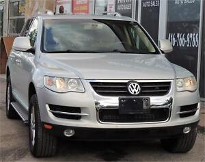 2009 Volkswagen Touareg 2 Highline*LEATHER*SUNROOF*4WD*
