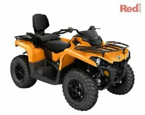 2019 CAN-AM OUTLANDER MAX 570 DPS All Terrain Vehicle 570cc Adelaide CBD Adelaide City Preview