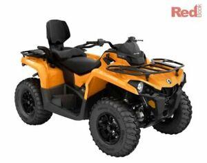 2019 CAN-AM OUTLANDER MAX 570 DPS All Terrain Vehicle 570cc