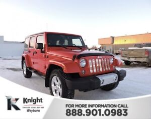2015 Jeep Wrangler Unlimited UNLIMITED SAHARA NAV Touchscreen Re
