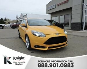2013 Ford Focus ST NAV Heated Leather Sunroof Bluetooth