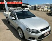 2012 Ford Falcon FG XR6 EXTENDED CAB Silver Semi Auto Utility Garbutt Townsville City Preview