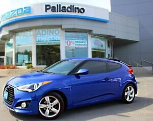 2012 Hyundai Veloster - LOW KM'S!! - BACKUP CAMERA + BLUETOOTH +