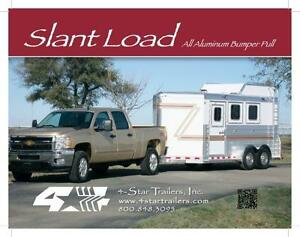 4-Star Trailers Horse, Livestock & Living Quarters