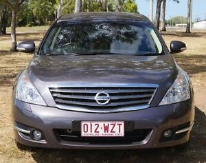 2009 Nissan Maxima J32 250 X-tronic ST-L Deep Amethyst 6 Speed Constant Variable Sedan Bundaberg West Bundaberg City Preview