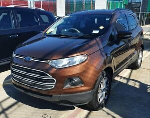 2015 Ford Ecosport BK Trend PwrShift Brown 6 Speed Sports Automatic Dual Clutch Wagon Edgewater Joondalup Area Preview