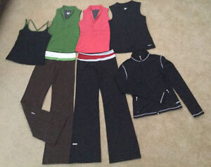 One Tooth Yoga Size S/M Lot!