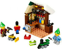 Lego Limited Edition Holiday / Christmas Sets