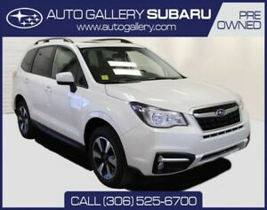 2018 Subaru Forester TOURING | MOON ROOF | ALL WHEEL DRIVE | POW