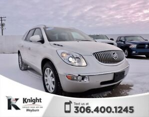 2012 Buick Enclave CXL1 Heated Leather Remote Start Back-Up Cam