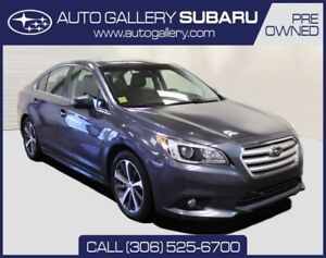 2015 Subaru Legacy 3.6R LIMITED | ALL OPTIONS | AWD | 5 STAR SAF