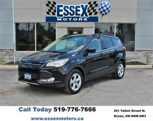 2016 Ford Escape SE 4x4**Navigation**Factory Warranty Remaining*