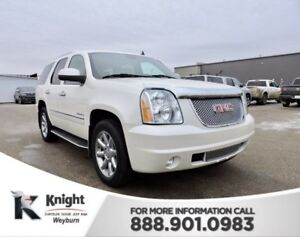 2010 GMC Yukon Denali Heated/Cooled leather NAV Sunroof Remote S